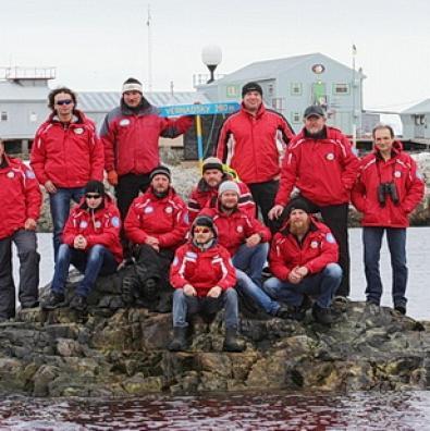 Наші люди в Антарктиді | До ювілею відкриття «льодового континенту»