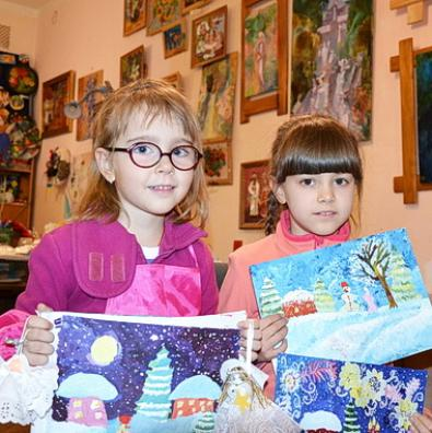 15000 листівок до Різдва