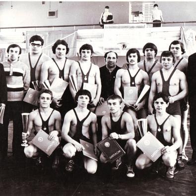 Естафета переконливих перемог |115 років розвитку спортивної боротьби на Житомирщині