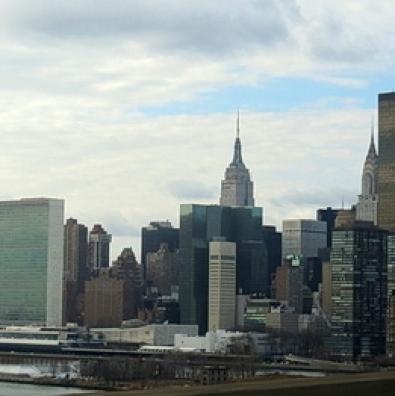 Прогулянка «трампівськими» місцями |У Нью-Йорку близько двадцяти хмарочосів належать президенту США