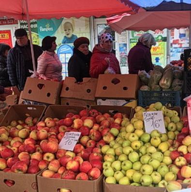 В очікуванні яблучного «цінопаду»